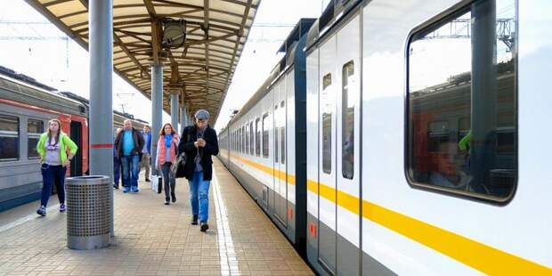 В расписание электричек от станций Молжаниново и Новоподрезково внесли новые изменения