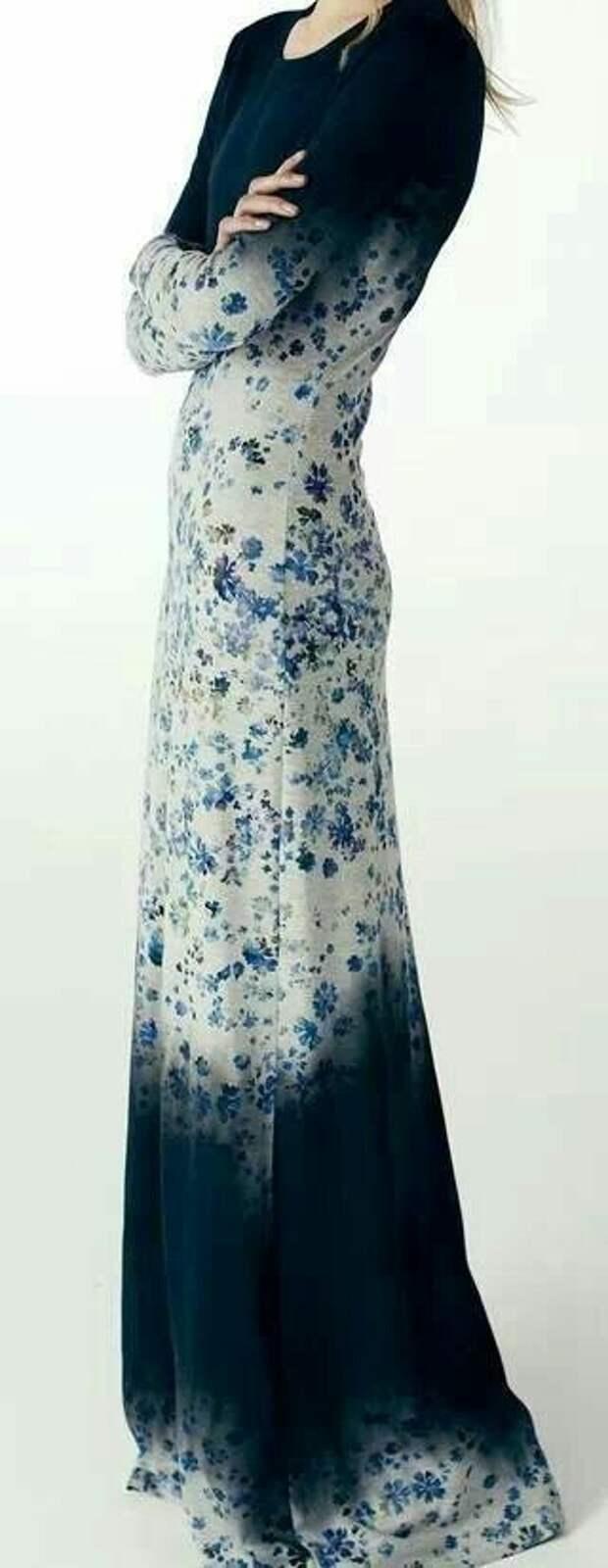 Запачканые платья