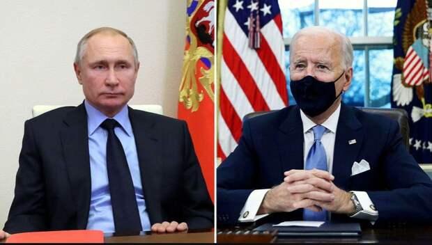 Встреча Путина и Байдена может состояться только в одном месте. В Ялте...