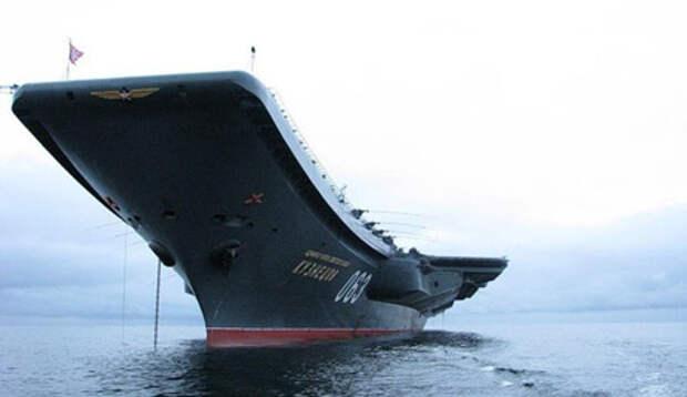 Бегство американского авианосца: чем «Адмирал Кузнецов» напугал «Джорджа Вашингтона»
