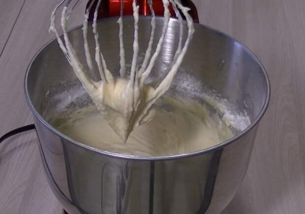 испечь кекс по госту