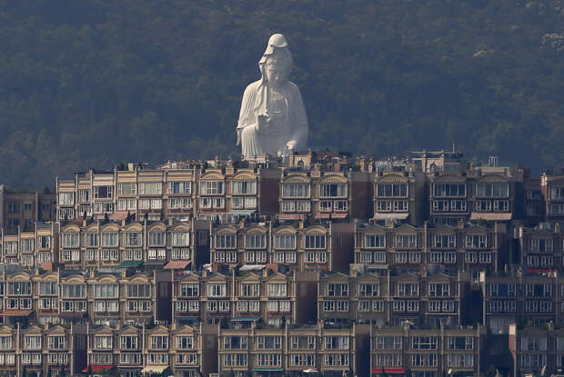Головокружительные городские пейзажи Гонконга