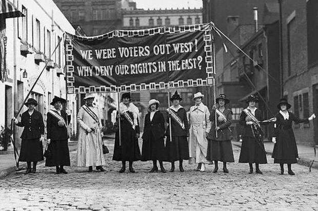 Феминизм: как всё начиналось