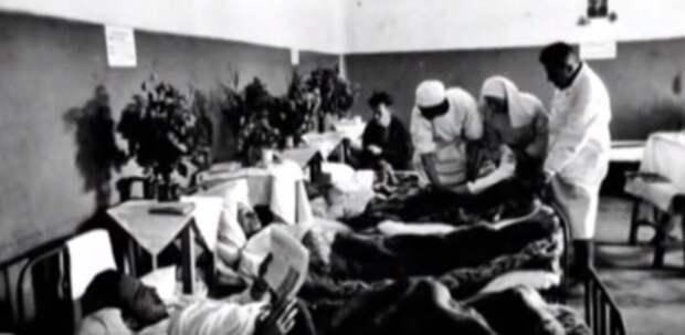 Как в СССР победили эпидемию черной оспы