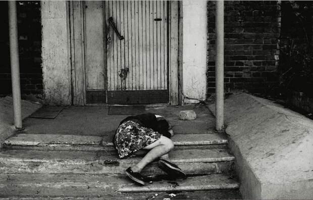 Москва бездомная. 1995 год.
