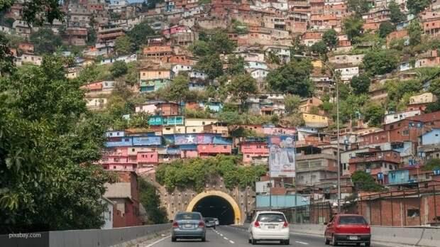 Набитый наркотиками самолет из США сбили в Венесуэле