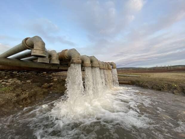 Власти Крыма передали в СК материалы по ущербу от водной блокады полуострова