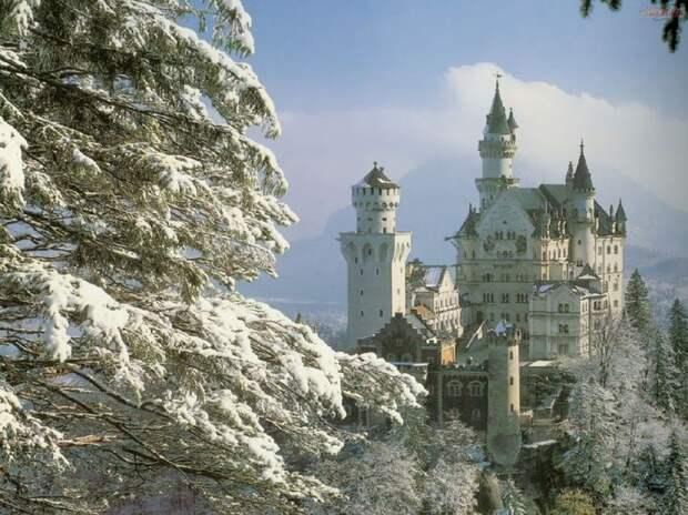 Старинные и загадочные замки