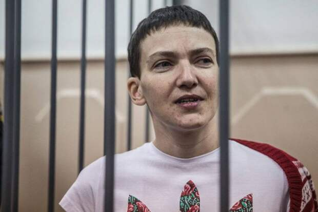 У России появился формальный повод избавиться от Савченко.