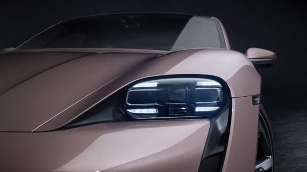 Базовый Porsche Taycan: теперь не только в Китае, но и во всём мире, включая Россию