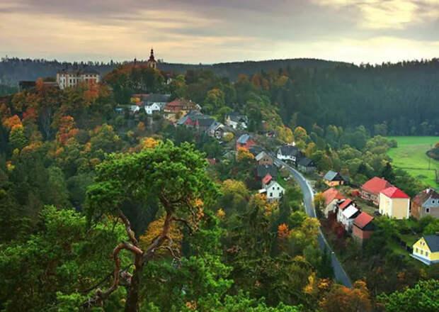 6 самых маленьких городов мира