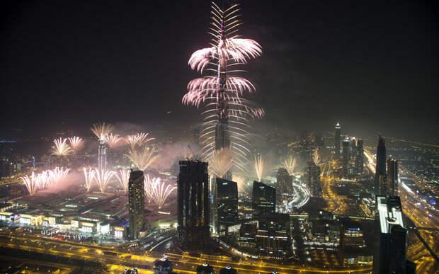 От Одессы до Берлина: как мир встретил Новый год