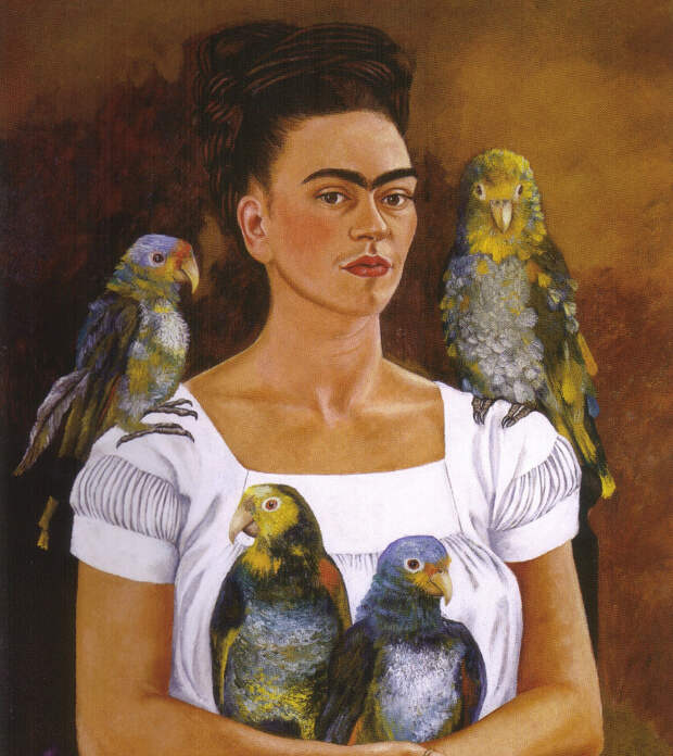 Фрида Кало – мать селфи! Подготовься к походу в музей