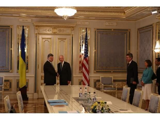 «Байденгейт» начинается с Украины