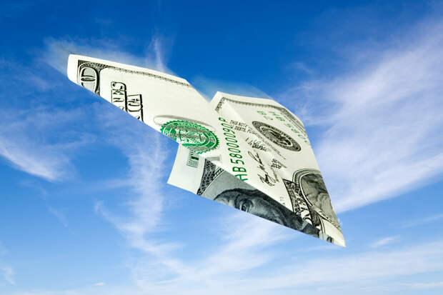 Доллар взлетел выше 78 рублей