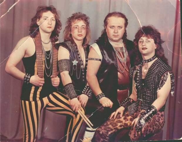 13. Белорусский метал–бэнд