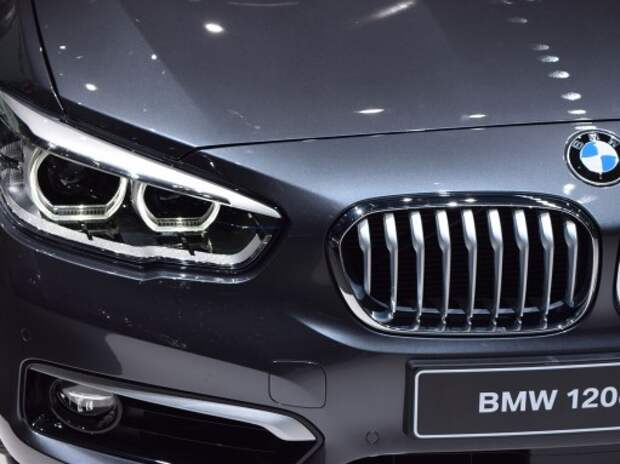 BMW добавила свежести 1-й серии