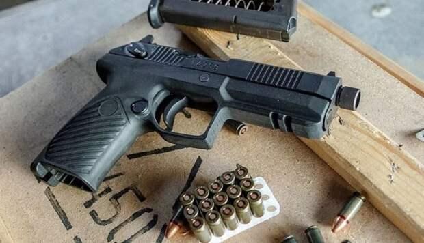 Военный эксперт оценил новый бронебойный патрон для пистолета «Удав», созданный в России