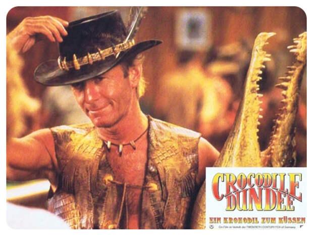 «Крокодил Данди»… 10 занятных фактов о съёмках фильма