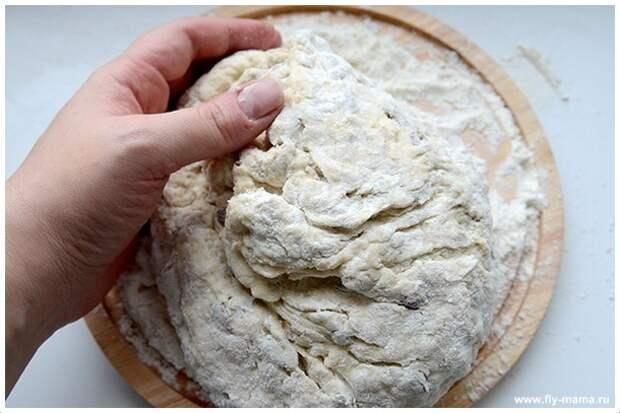 Домашний хлеб за пять минут