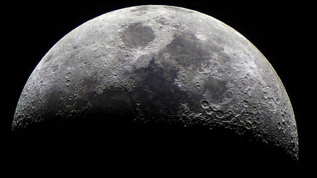 Ученые восстановили историю формирования Луны