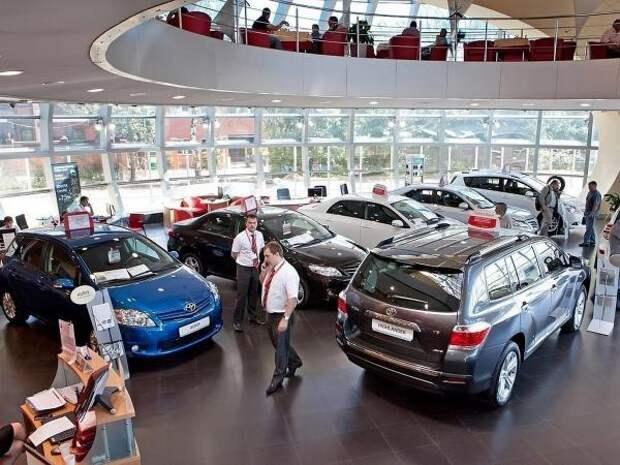 Автодилерам грозит разорение из-за увеличения спроса на машины
