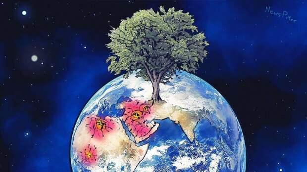 «Дивный зелёный мир»: как чистая энергия изменит мировой порядок?