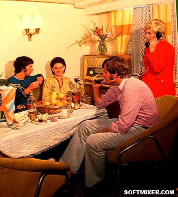 Круизный отдых в СССР