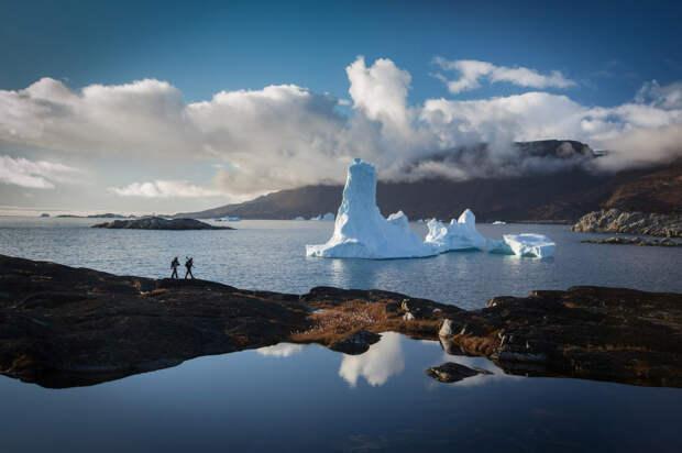 Мировая столица айсбергов