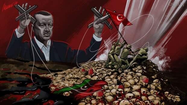 Турция снабжает оружием террористов в Идлибе вместо борьбы с коронаврусом