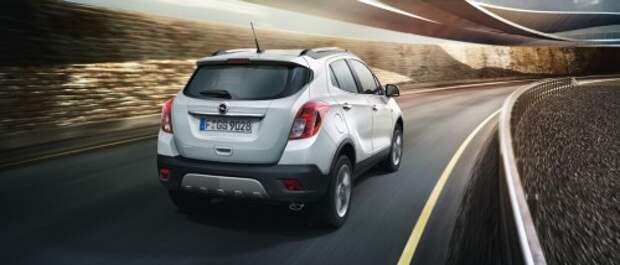 GM c 20 марта распродает автомобили Opel со скидкой 25%
