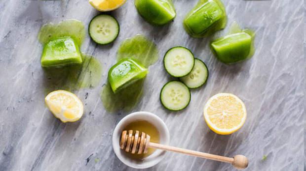 Honey-and-Lemon-or-Cucumber