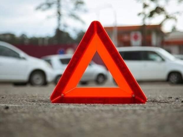 Внедорожник и две «Тойоты» столкнулись на трассе в Шилкинском районе