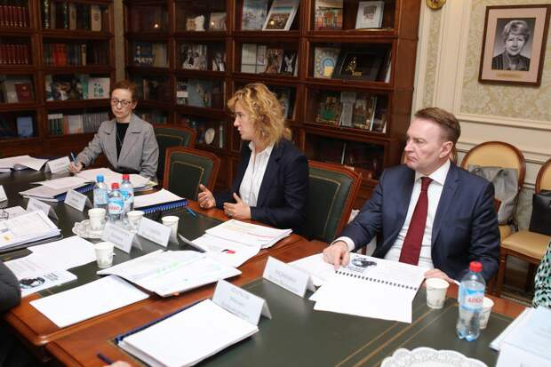 Совет директоров киностудии Горького утвердил концепцию развития