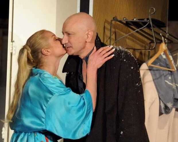 Возлюбленный Анастасии Волочковой остался без работы