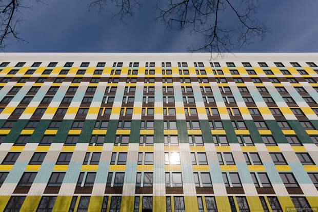 Современное жилье эконом-класса