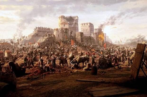 Конец Второго Рима
