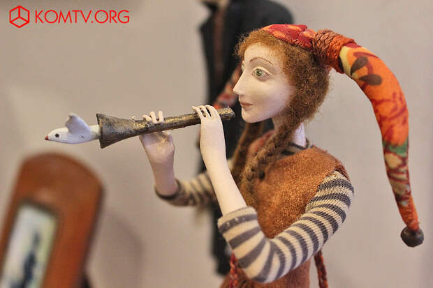 Куклы Марии Переваловой 2