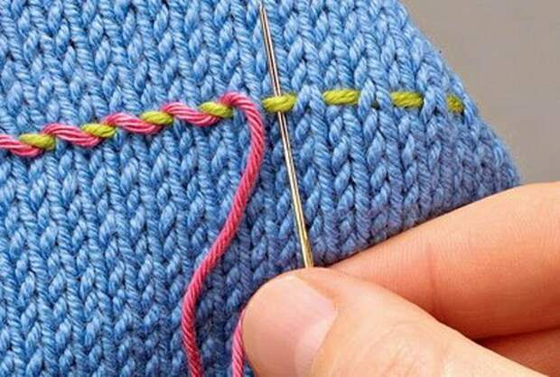 вышивка по свитеру