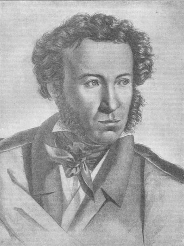 Пушкин в портретах