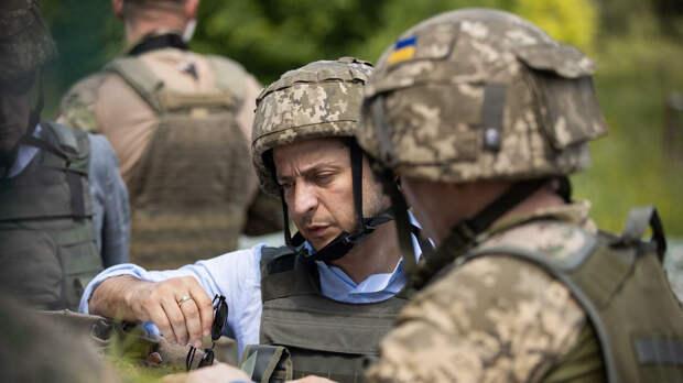 """Украина не осилит войну с Россией. Только """"пупок развяжется"""""""