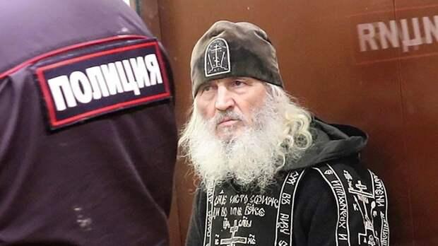 Соратника схимонаха Сергия в Екатеринбурге отправили под административный арест
