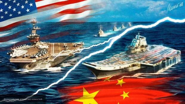 Мир на грани большой войны: Китай и США достигли точки невозврата