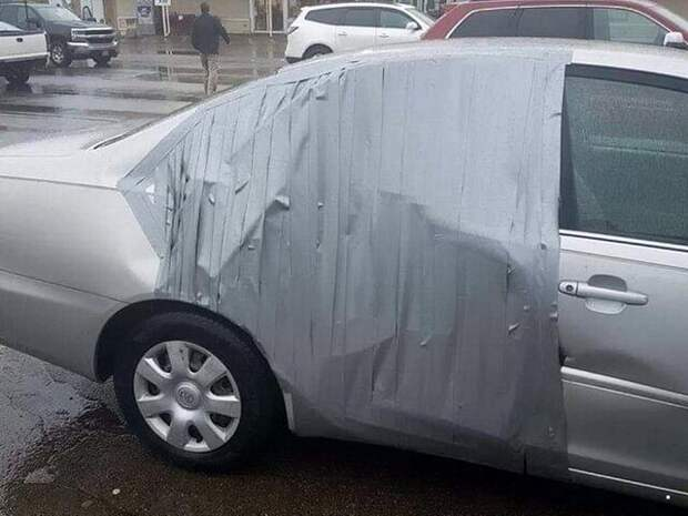 Я починил (мастера ремонта) Автовсячина, авто, автомобиль, автоприкол, машина, прикол