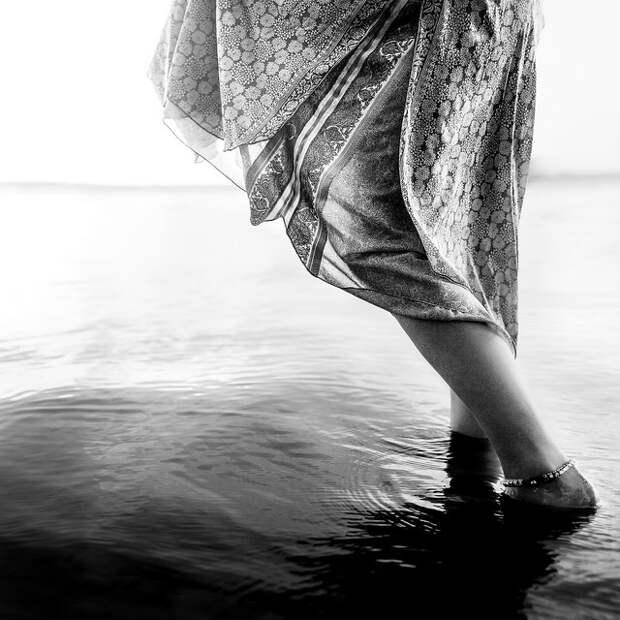 Притягательные черно-белые фотографии Бенуа Корти