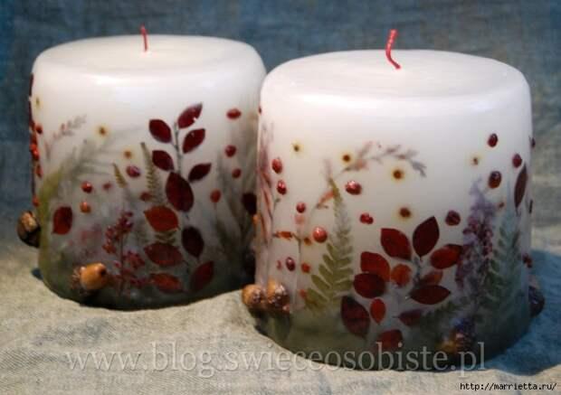 цветочные свечи ручной работы (4) (700x493, 153Kb)