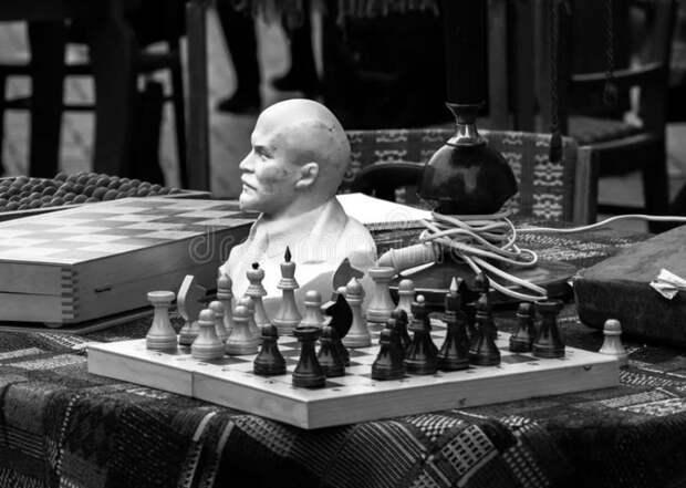 Ленин и шахматы
