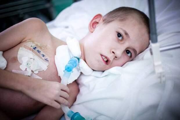 Иван Мохов в больнице.