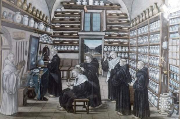 От зелейников до алхимистов. Как на Руси появились аптеки