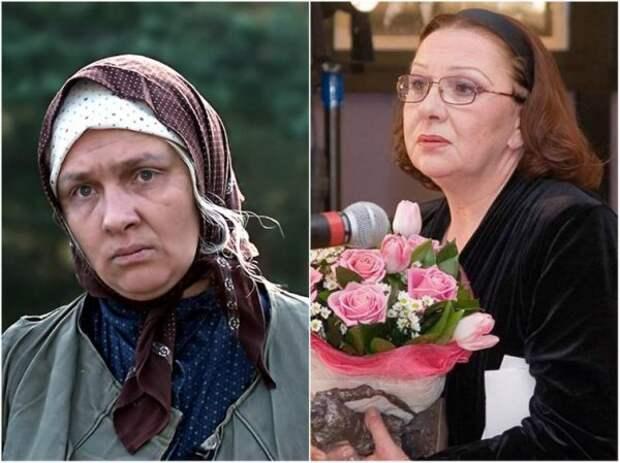 """Любимые актеры фильма """"Любовь и голуби"""" 30 лет спустя"""